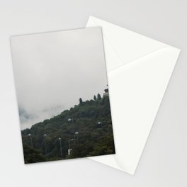 Lamposts. Stationery Cards