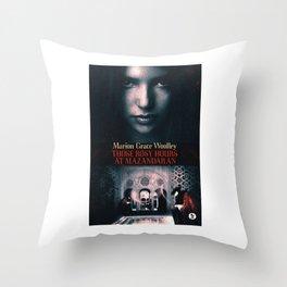 Those Rosy Hours at Mazandaran Tote Bag Throw Pillow