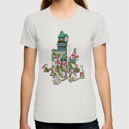Paradise Waterfalls T-shirt