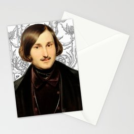 Nikolai Gogol Stationery Cards