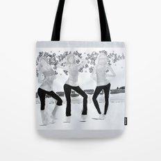 Model02 Tote Bag