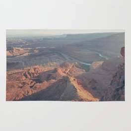 Dead Horse Point Panoramic Rug
