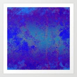 Colour Splash G26 Art Print