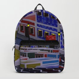 Vejigante City Backpack