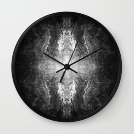The Dying Wall Clock