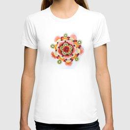 """What the Fruit"" Mandala T-shirt"