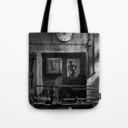 Old Factory 1 Tote Bag