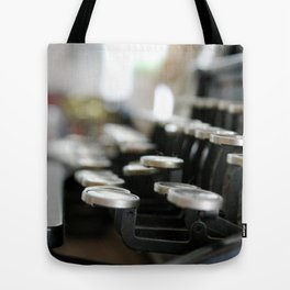 """writer's block"" Tote Bag"