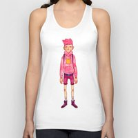 gumball Tank Tops featuring Prince Gumball by FawnLorn