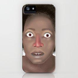 Surprisingly Mugshot iPhone Case