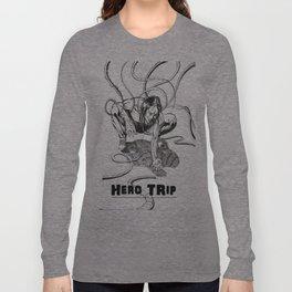 Hero Trip Issue 1 Cover NC Long Sleeve T-shirt