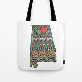 I Heart Huntsville Tote Bag