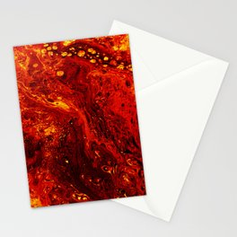 Torched Stationery Cards