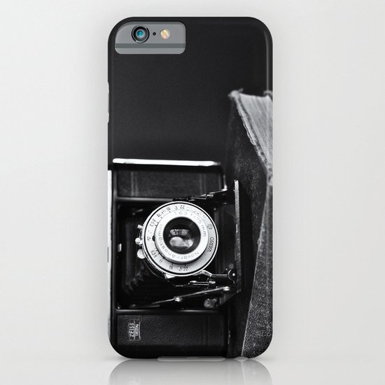 Old Camera, Old Books iPhone & iPod Case