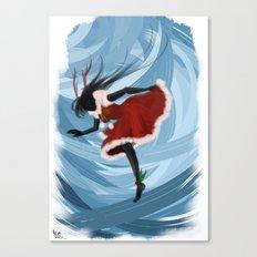 The Christmas Spirit Canvas Print