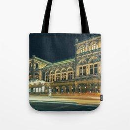 Vienna Opera House II (Wiener Staatsoper). Vienna, Austria. Tote Bag
