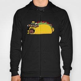 Pug Taco Hoody