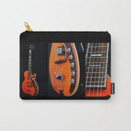 Harmony H 49 Stratotone Jupiter 1963 Carry-All Pouch