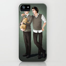 First Order of Magic iPhone Case