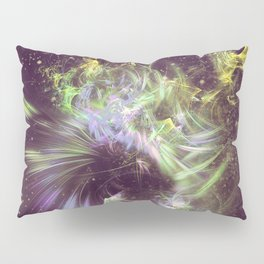 Twisted Time - Black Hole Effects Pillow Sham