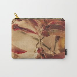 Cockspur Coral Tree #18 Carry-All Pouch