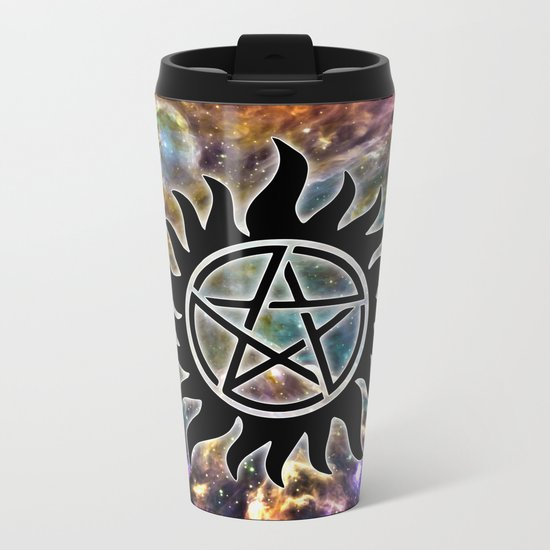 Supernatural Metal Travel Mug