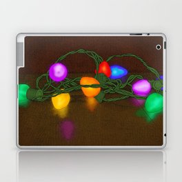 All Lit Up Laptop & iPad Skin
