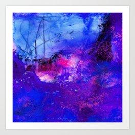 Dreams D by Kathy Morton Stanion Art Print