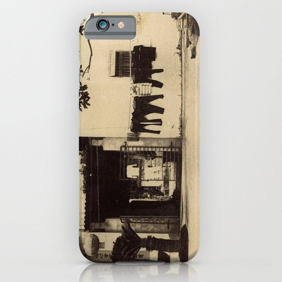 Dry Cleaning iPhone & iPod Case