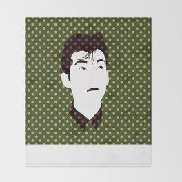 TURNER Throw Blanket