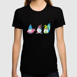 Summer Beach Gnomes T-shirt