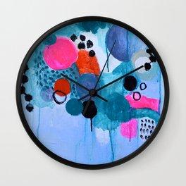 Impromptu No. 2 Wall Clock