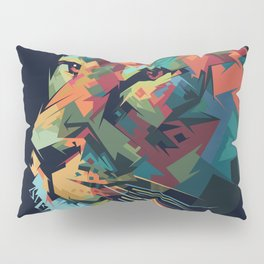 Lion Queen Pillow Sham
