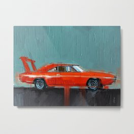 The red muscle Metal Print