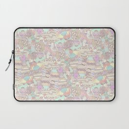 The Sweet Forest Pattern Laptop Sleeve