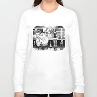 cheese Long Sleeve T-shirts featuring Cheese. by Samuel Guerrero