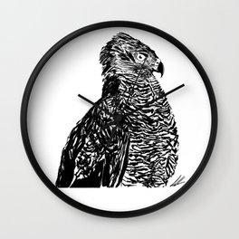 A Swift Eye Wall Clock