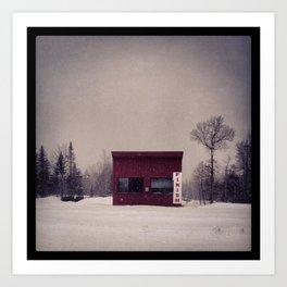 Great North #1 Art Print