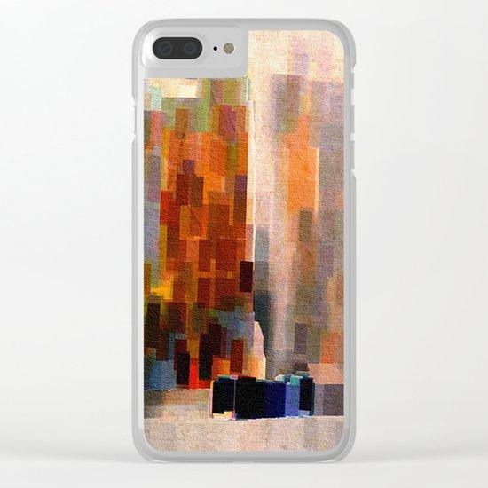 Binnenalster Clear iPhone Case