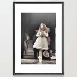 Nutcracker Art Framed Art Print