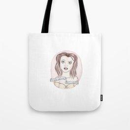 Princess Against Patriarchy Tote Bag