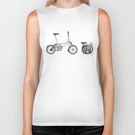 Brompton Bicycle Biker Tank