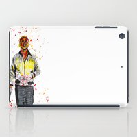 drive iPad Cases featuring drive by benjamin james