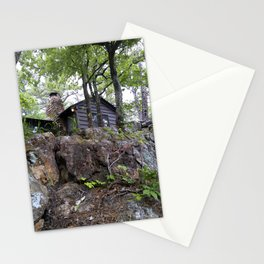 Little Cabin in the Woods 2 Stationery Cards