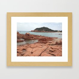 Sardinia Framed Art Print