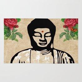 Buddha Rose Rug