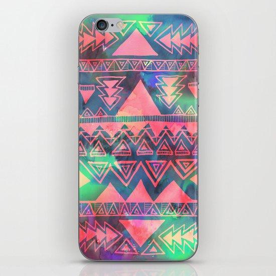 Techno Native iPhone & iPod Skin