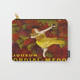 Vintage poster - Liqueur Cordial-Medoc Carry-All Pouch