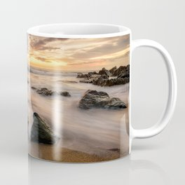 Kinnagoe Bay   Ireland  (RR80) Coffee Mug