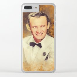 Sammy Kaye, Music Legend Clear iPhone Case